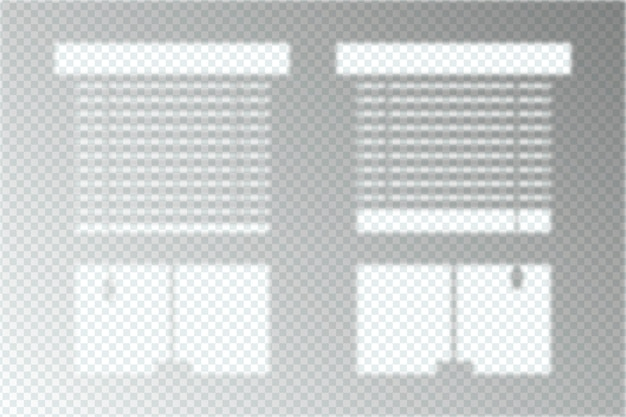 Zwart-wit grijs schaduwen overlay effect concept Gratis Vector